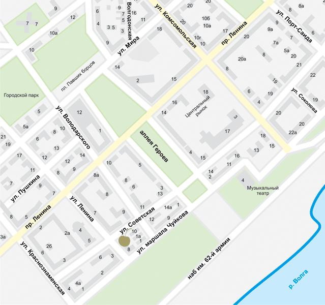 Блин Клуб! на карте